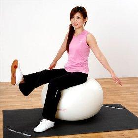 ALINCO(アルインコ) エクササイズボール(65cm) EXG025